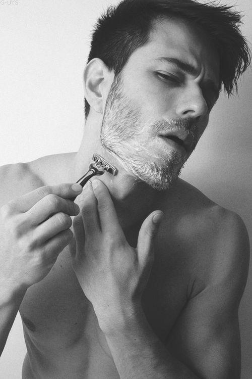 Shaved guys tumblr