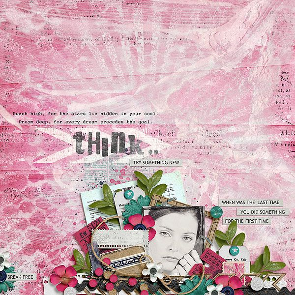 Outside The Box Bundle by Litabells Designs http://shop.scrapbookgraphics.com/Outside-The-Box-Bundle.html  Outside The Box - Kit, Outside The Box - Artful Papers, Spritzed V1, Paintybits V13, Stamped V5 Borderline by Little Green Frog Designs http://scraporchard.com/market/Borderline-Digital-Scrapbook-Template.html