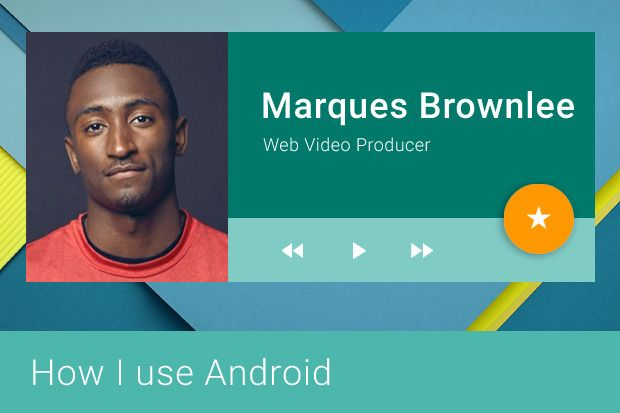 How I Use Android: Marques Brownlee