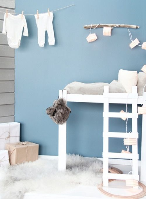 Lodged rather lovely. | Trending: #loftbeds, #adolescence.