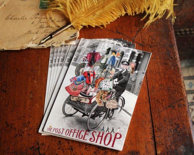 "『Pen Online』のブログをアップしました。 今回は""The Post Office Shop""の名前の由来について..."