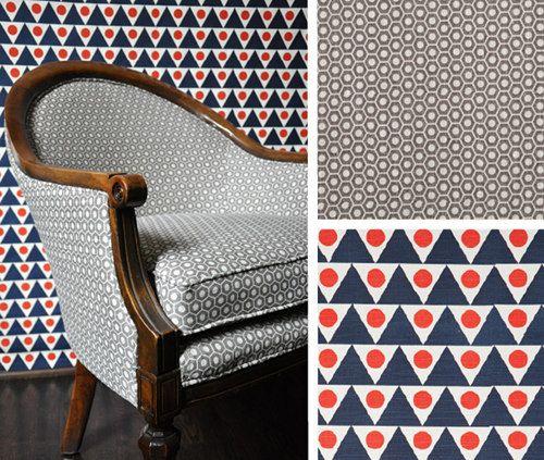 newbon4: Hands Prints Textiles, Dallas Texas, Studios Bon, Bon Textiles, Chairs, Bonn Sharp, Bauhaus Textiles, Bon Patterns, Bon Hands Prints