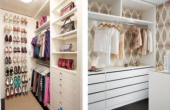 18 migliori immagini cabina armadio su pinterest cabina armadio stanza da letto e stanze da letto - Cabina armadio mansarda ikea ...