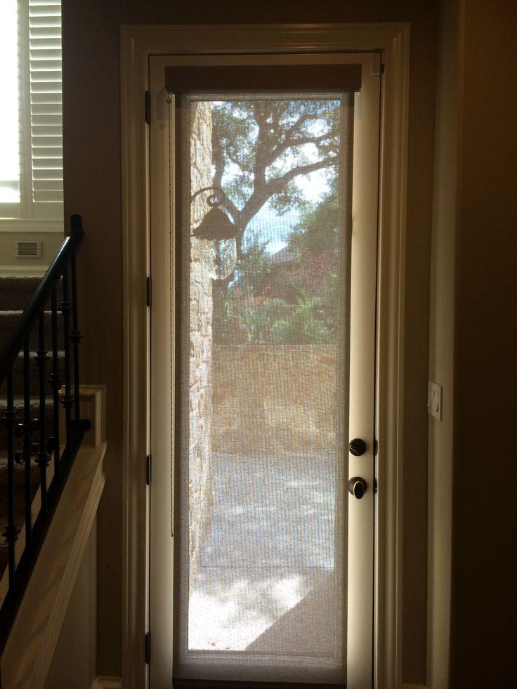 Best Custom Roller Shades from Austin Blind Faith providing high quality custom window treatments in