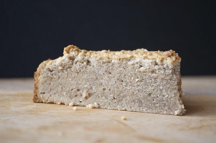 Recette : Gâteau crème de marrons sans gluten et sans lait !