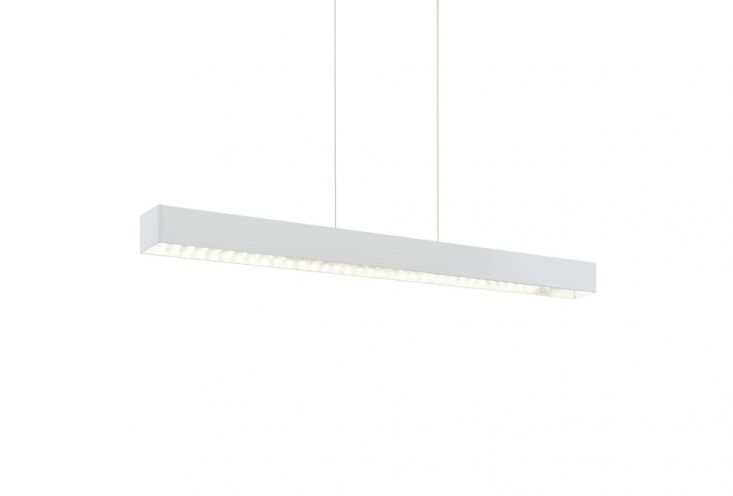 Eglo Collada LED White Pendant Light
