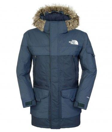 The North Face Parka McMurdo pour hommes Tnf Black / 420 euros
