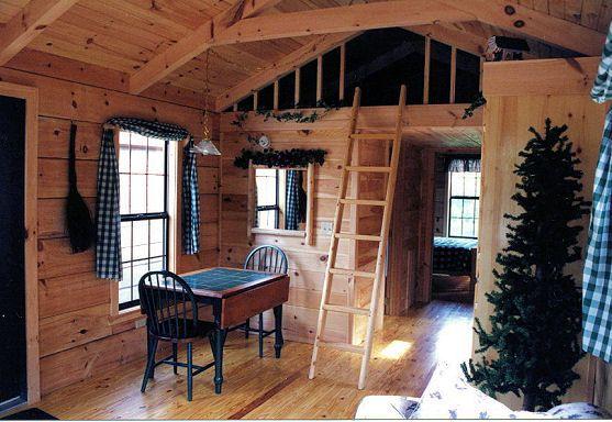 Park Model Log Cabin Breckenridge Park Models Chariot