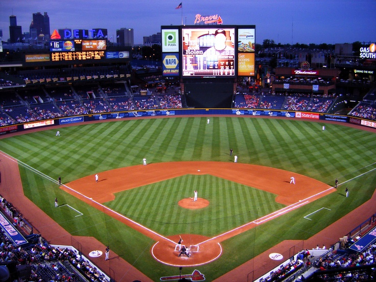 There's nothing like a night at a ballpark Mlb stadiums