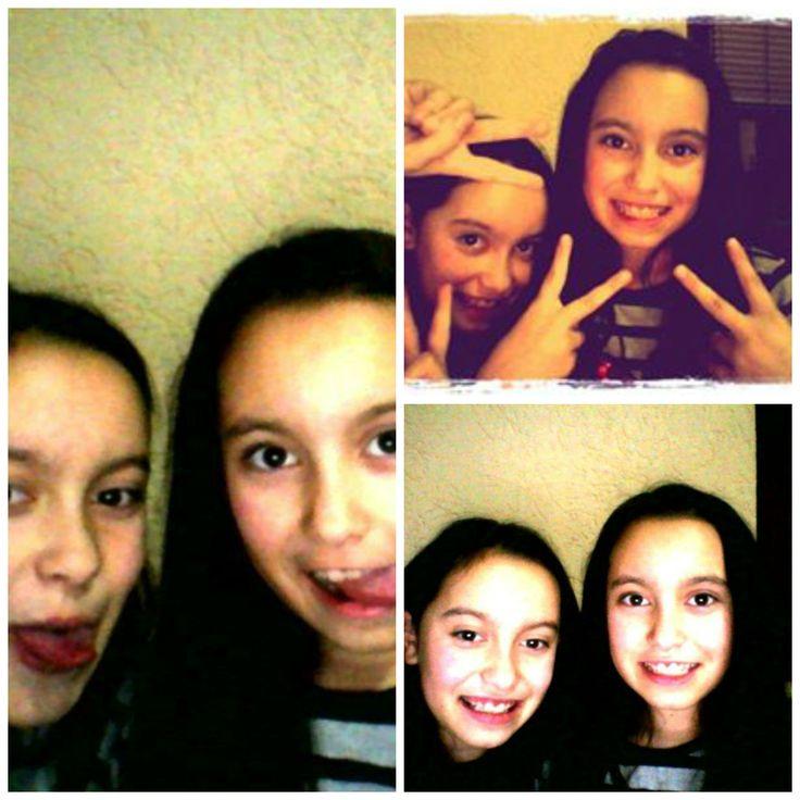 Me and sister