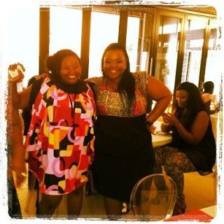 @oumatema and @WinnieKhumalo having lots of fun