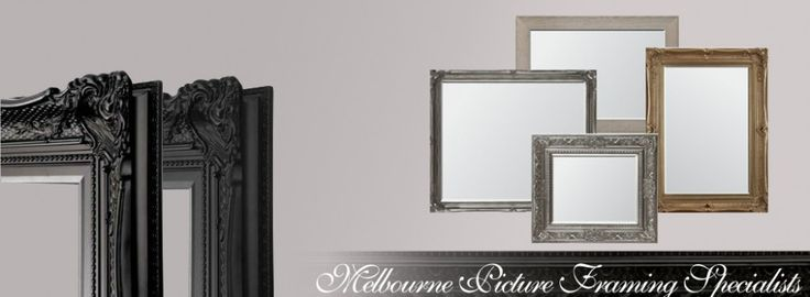 Picture framing in Melbourne