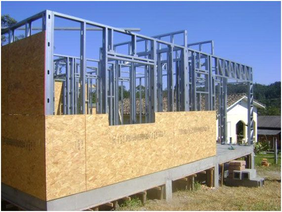 Steel Frame e Habitação Social - PORTAL METÁLICA - Met@lica