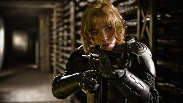 Cassandra Anderson (Olivia Thirlby) | Judge Dredd Wiki