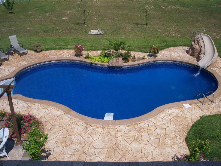 Parrot Bay Pools - Vinyl Pools Fiberglass Pools Swimming Pool Contractor Fayetteville NC Pool Builder