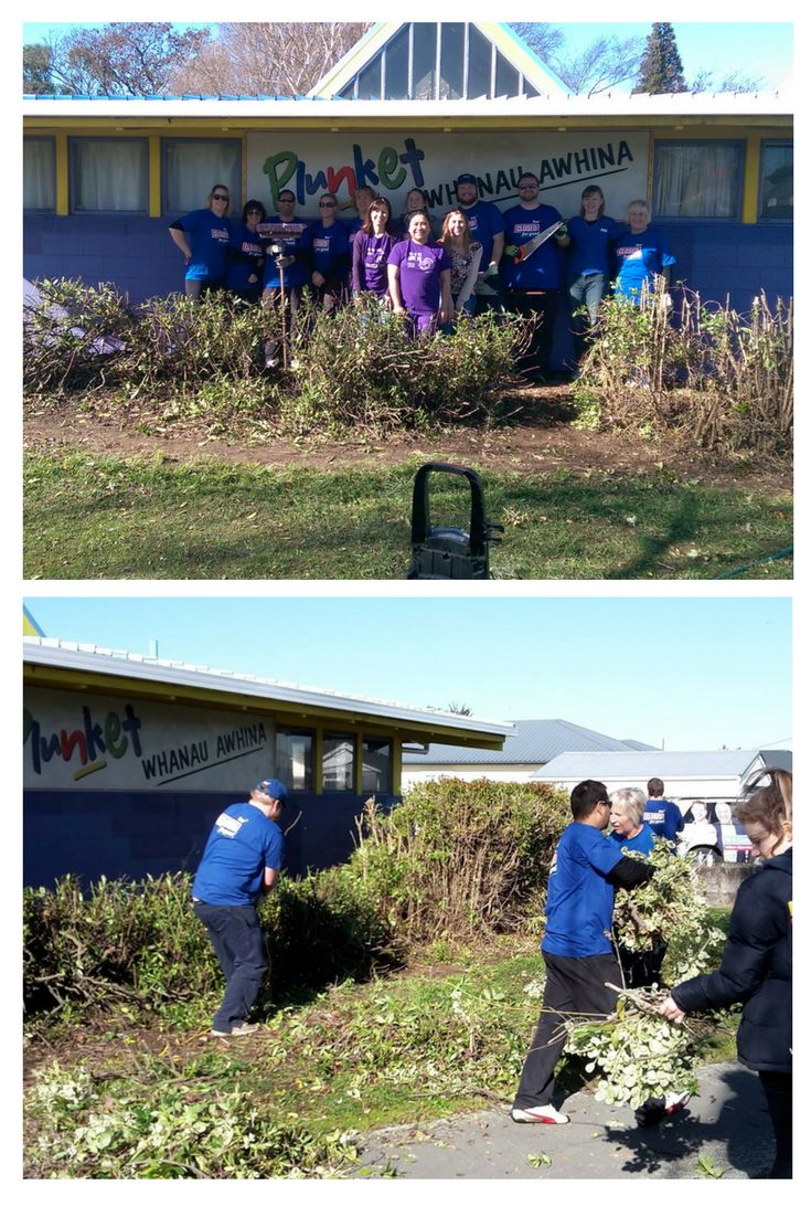 The Hornby Plunket group would like to thank the BNZ team that helped them this…