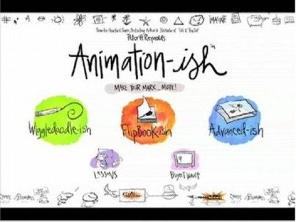 "FableVision ""Animation-ish""  - Easy Animation Software for Kids"