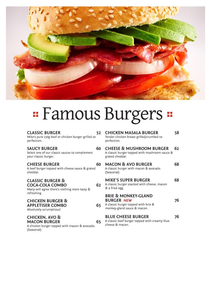 Famous Burgers Halaal