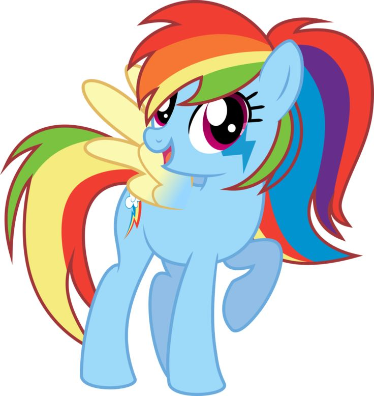 Rocks 456809071 Mlp Pinterest Rainbow Dash Ponies And No Way