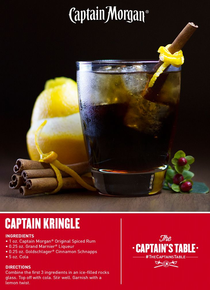 A twist of orange swimming in sweet spice.  You deserve this holiday cocktail whether you've been naughty or nice!