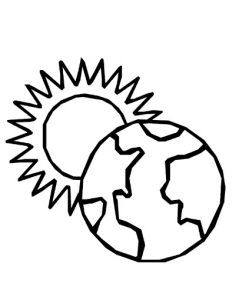 26 Best Happy Earth Day Coloring Pages Images On Pinterest