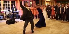 If Only All Mother-Son Wedding Dances Were This Entertaining