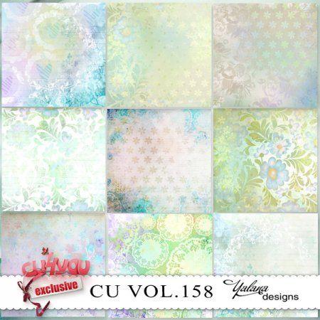 Yalana Design CU vol.158