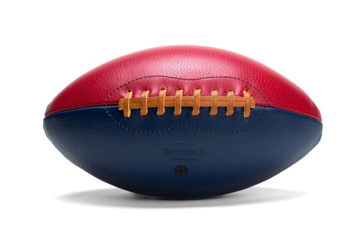 Shinola x Leather Head Sports Footballs