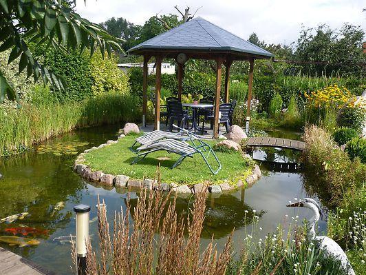 55 besten gartenteich springbrunnen bilder auf pinterest - Gartenteich springbrunnen ...