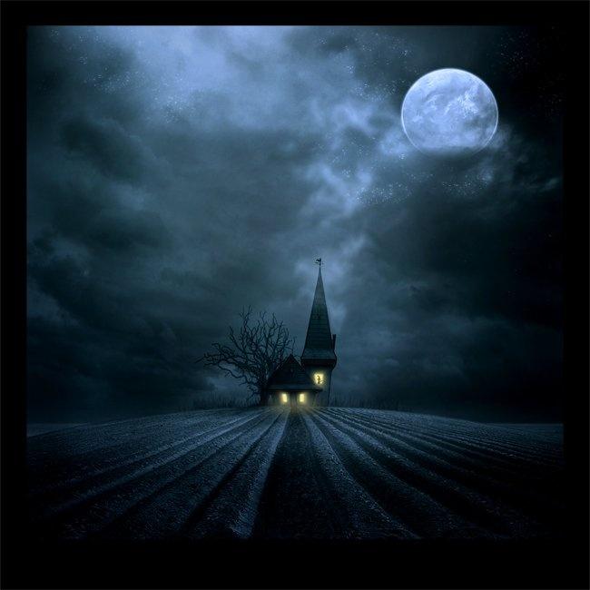 Starry Witch Hut