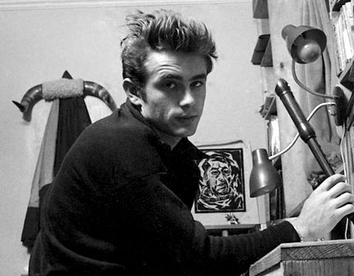 how to look like james dean