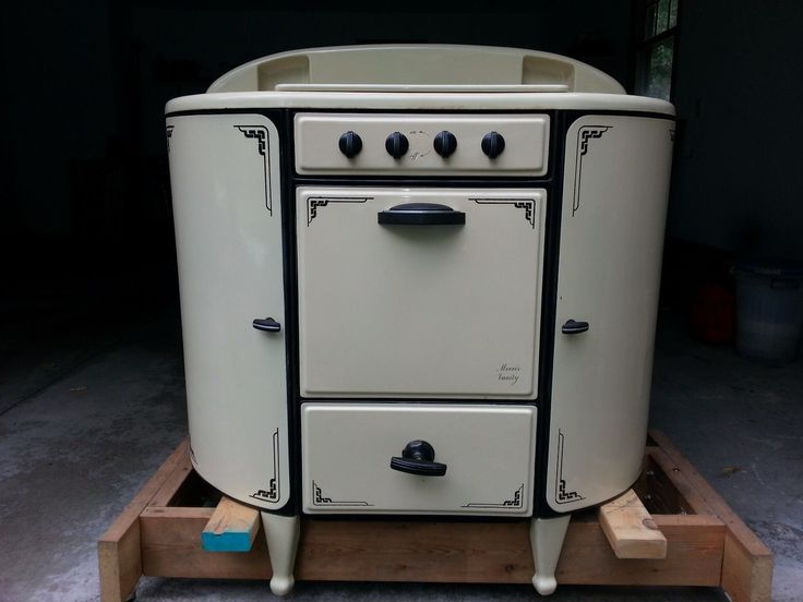 1930s vintage gas stove   ebay 108 best vintage appliances images on pinterest   baking center      rh   pinterest co uk