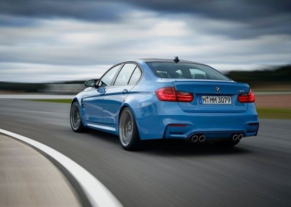 2015 BMW M3 Sedan Test Drive 600x426 2015 BMW M3 Sedan Full Review