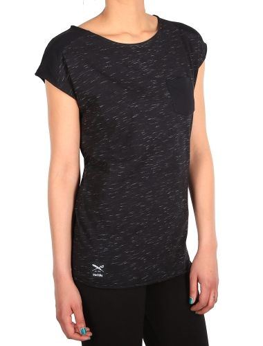 """2Tone Mesh Tee [black mel.] // """"Do It Today"""" - IRIEDAILY Pre Spring 2015 Collection - OUT NOW! // WOMEN: http://www.iriedaily.de/women-id/women-pre-spring-2015/ #iriedaily"""