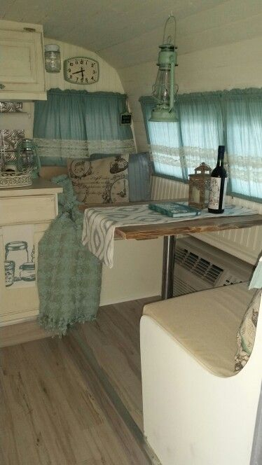 414 Best Images About Camper Interior Decor On Pinterest