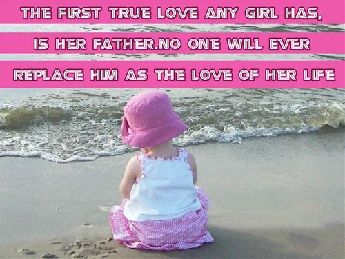 quotes on father daughter relationship | ... father it will make it easier for you to fill your emotional on father