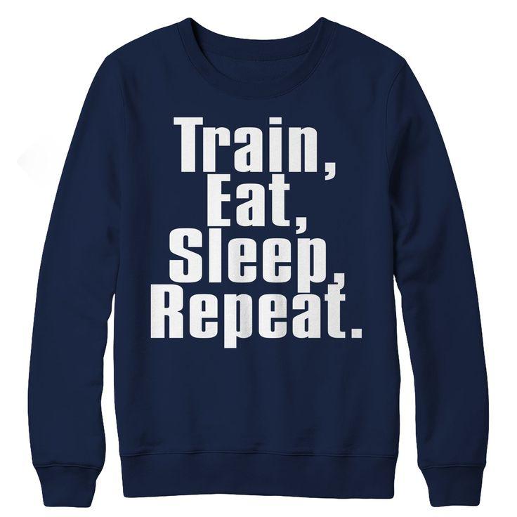Limited Edition - Train,Eat,Sleep, Repeat