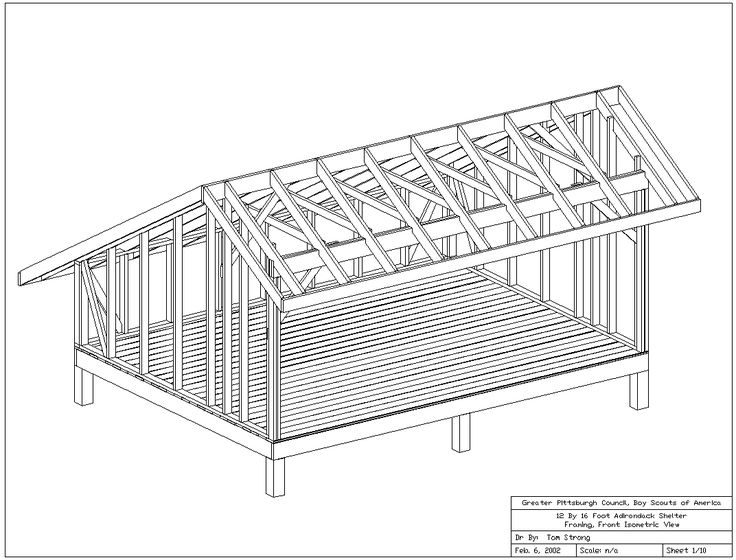 62 best images about adirondack shelter on pinterest for Adirondack cabin plans
