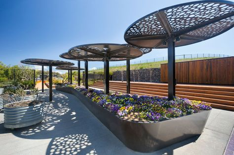 National Arboretum Canberra. By Taylor Cullity Lethlean (Landscape Architects and Horticulture) and Tonkin Zulaikha Greer (Architecture).