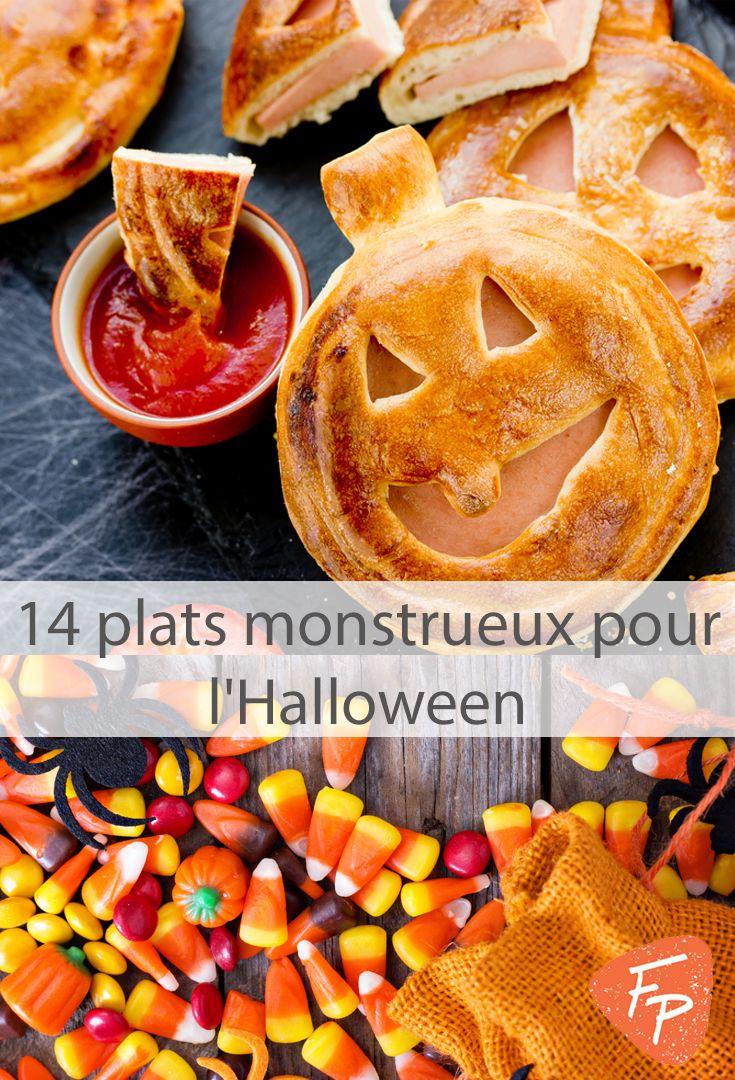 Voici 14 plats monstrueux à mettre sur votre table si vous recevez… ce n'est pas parce qu'on est adulte qu'on ne peut pas s'amuser.