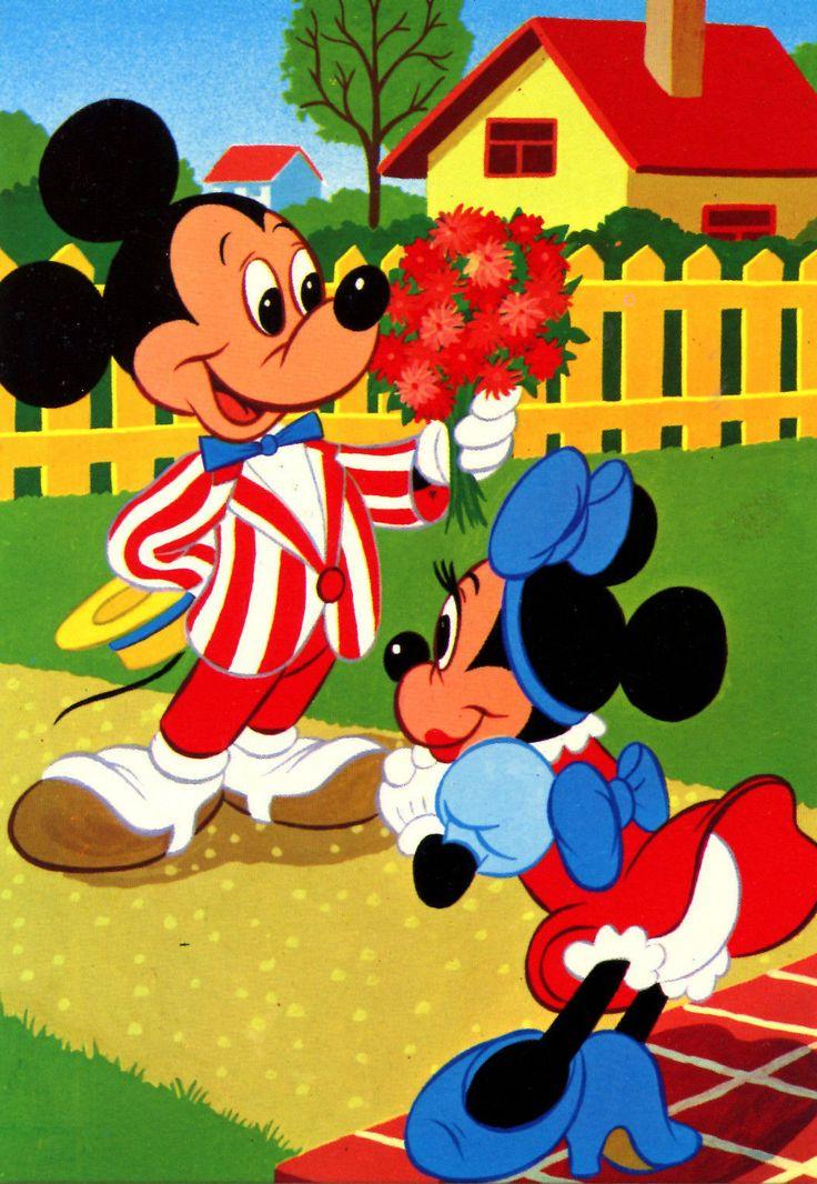 ♥ Mickey & Friends Vintage ♥