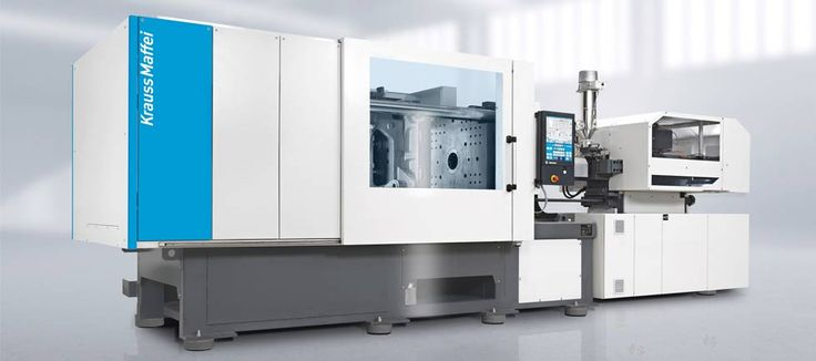 KraussMaffei AX #Tepro #KraussMaffei #German #technology #fullpower #plastic #injection #moldnig #machine #clampingforce #500kN #3.500kN