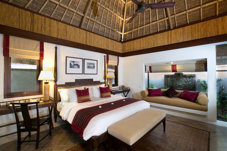 Anjani Private Villa master bedroom