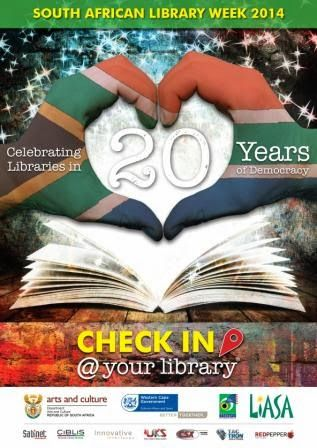 South African Library Week 2014 #SALW2014