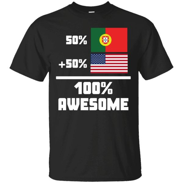 Nice shirt   50% Portuguese 50% American 100% Awesome Funny Flag T-Shirt https://vistatee.com/product/50-portuguese-50-american-100-awesome-funny-flag-t-shirt/  #50%Portuguese50%American100%AwesomeFunnyFlagTShirt  #50% #Portuguese #50% #American #100%TShirt #AwesomeShirt #FunnyT #Flag