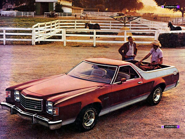 1978 ford ranchero gt its a car and a truck what more could you