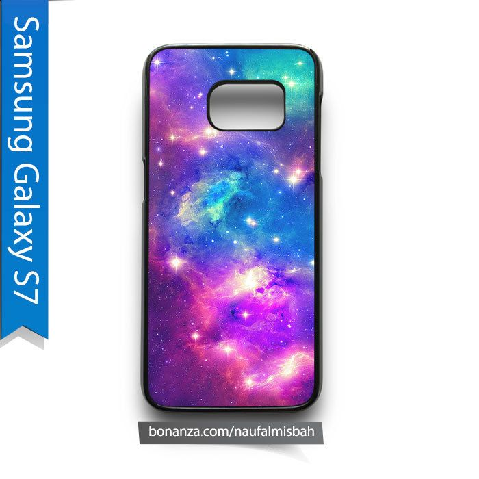Rainbow Outer Nebula Samsung Galaxy S7 Case Cover