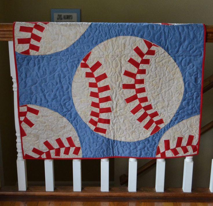 baseball quilt - Google Search