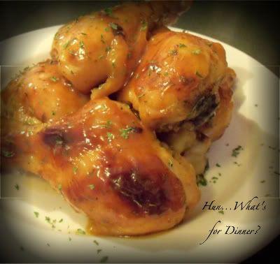 baked honey mustard chicken | Dinner | Pinterest