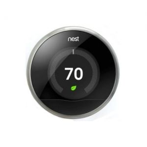Best Wireless Programmable Thermostat Nest (as of 9/13/14) $249